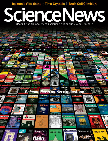 Science News: 90th Anniversary Issue